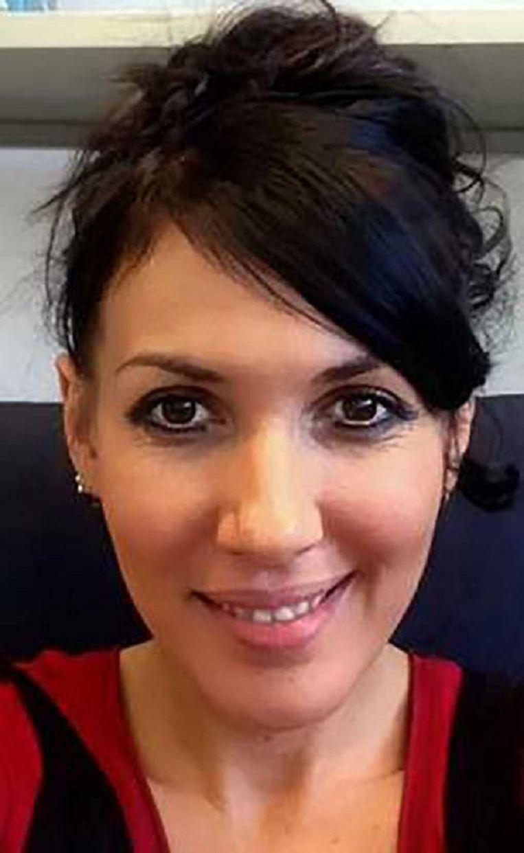 Doctoraatsstudente Mona Simion.