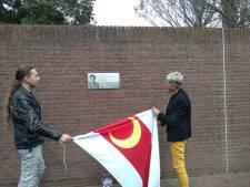 Plaquette voor Doesburgse verzetsheld: 'Kom je nu Doesburg inrijden, dan zie je papa'