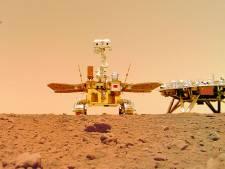 Mission habitée, base, navette: les ambitieux projets de la Chine sur Mars