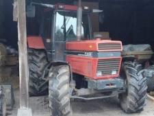 Tractor gestolen in Schalkhaar