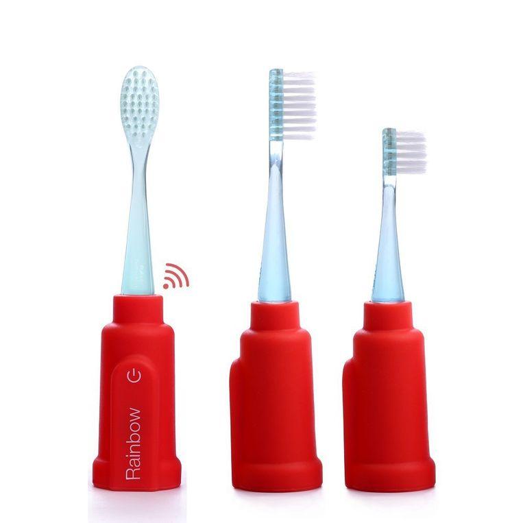 null Beeld Rainbow Toothbrush