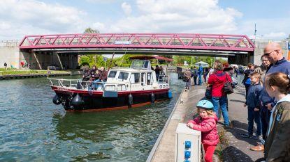 Bootje varen aan Kampenhout-Sas