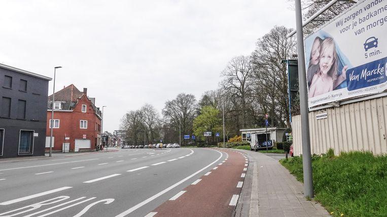 De Brugsestraat, aan het Astridpark