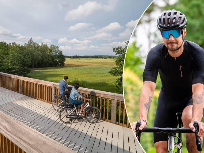 Langs fruittelers, het Nationaal Park Hoge Kempen en door het water: dit zijn de favoriete Limburgse fietstochten van Tom Boonen