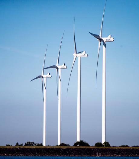 Alsnog groen licht voor bouw megagrote windmolens Korendijk