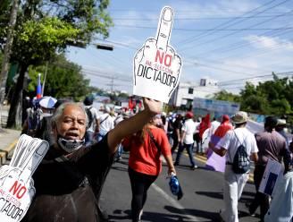 Duizenden mensen op straat tegen president El Salvador die van bitcoin tweede officiële munt maakte
