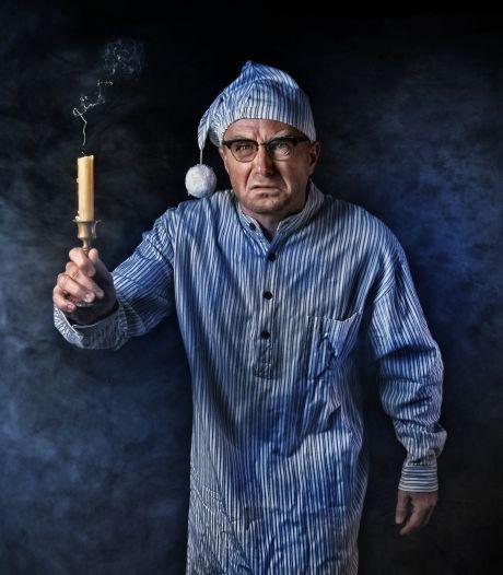 Scrooge wordt knieperige boer Hendrik oet Stokkum