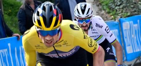 Alaphilippe verwacht in Luik opnieuw duel met Roglic: 'Ik start zonder stress'