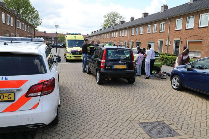 Kind aangereden in Waalwijk.