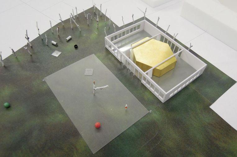 Op de site gaat ook een nieuwe buitenschoolse