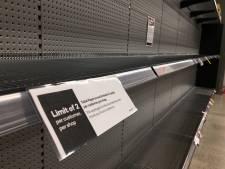 Les rayons de papier toilette à nouveau dévalisés en Australie