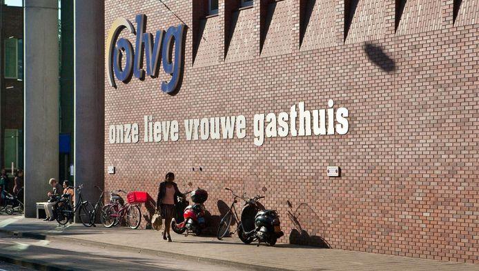 De storing in OLVG-Oost heeft ook zijn weerslag op de locatie in West.