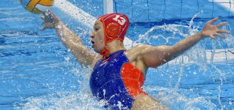 Waterpolosters GZC DONK strijden met Oranje om Olympisch ticket