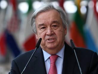 """VN-topman waarschuwt voor """"humanitaire ramp"""" in Afghanistan"""