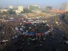Les Egyptiens fêtent le 1er anniversaire de la révolte