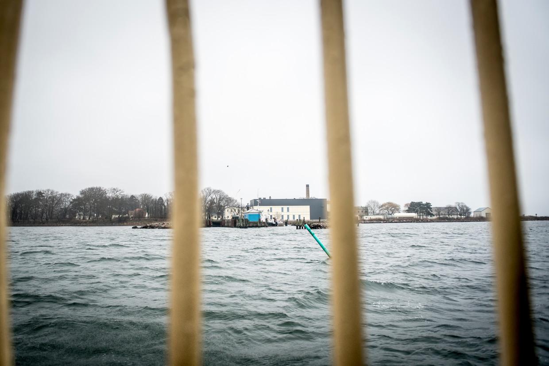 Op het eiland Lindholm wil de Deense regering asielzoekers met een strafblad onderbrengen.