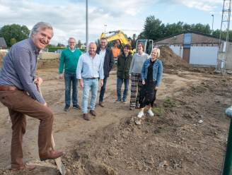 Bouw van kleedkamers en vergaderlokalen bij Gaverse sportclubs gestart: gemeente betaalt 900.000 euro