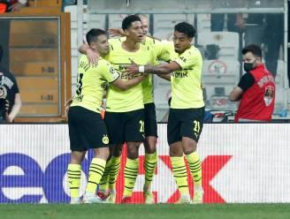 Dortmund boekt 1-2-zege op bezoek bij Besiktas, Meunier levert assist voor openingsdoelpunt af