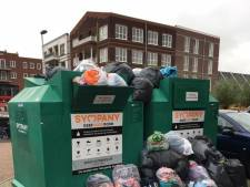 Boetes voor afval dumpen naast containers in Kaag en Braassem