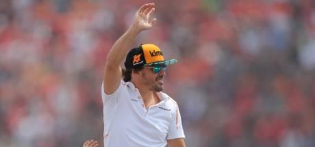 Teambaas Renault: 'Alonso is een optie'