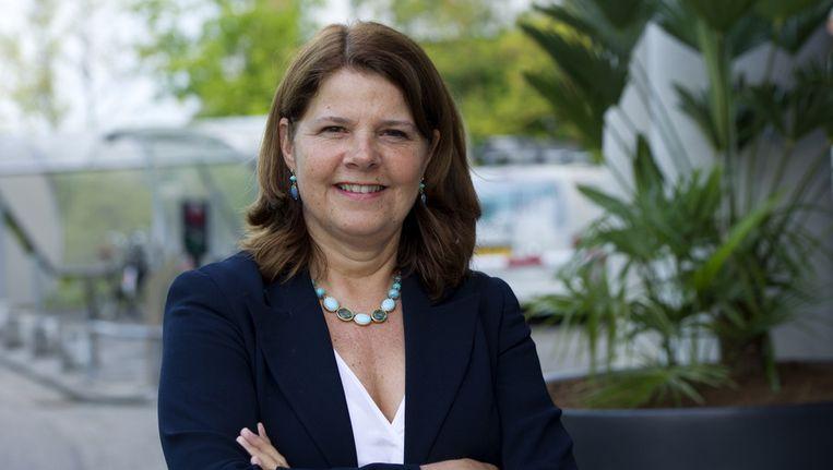 Minister Marja van Bijsterveldt van Onderwijs, Cultuur en Wetenschap. Beeld ANP