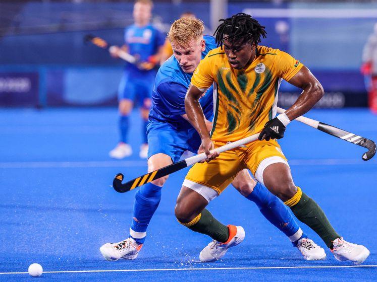 LIVE | Slepen hockeyers tegen Zuid-Afrika nog overwinning uit het vuur?