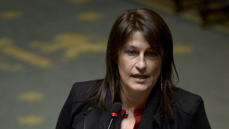 Jacqueline Galant. Beeld belga