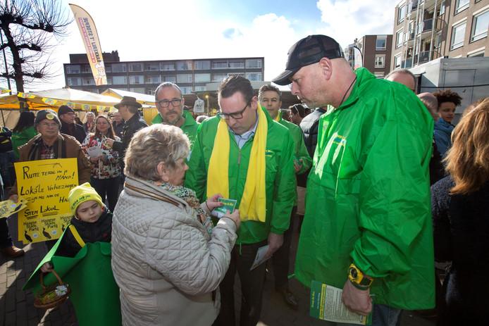 Campagne van Groep de Mos in Loosduinen, foto ter illustratie.