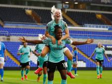 Kaagman, Miedema en Groenen samen aan kop in FA Women's Super League