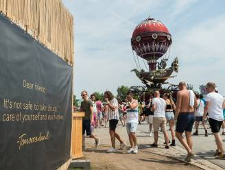 Crewleden Tomorrowland dealen drugs op terrein