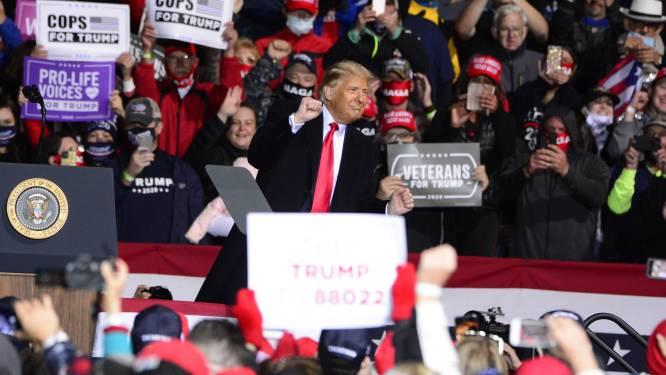 """Waarom zijn fans van Trump zo fanatiek? Professor communicatiewetenschap: """"Tegenargumenten horen ze niet eens"""""""
