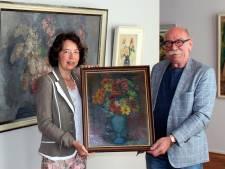 Meppeler museum krijgt schilderij cadeau waarmee Stien Eelsingh een Zwolse garagehouder betaalde