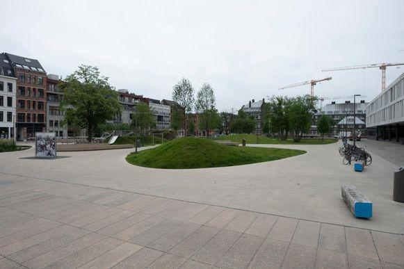 De Wever wil het proefproject voor het eerst uitrollen in de nog volop in ontwikkeling zijnde Cadixwijk.