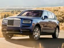 Grootste en duurste SUV van Europa is niet aan te slepen