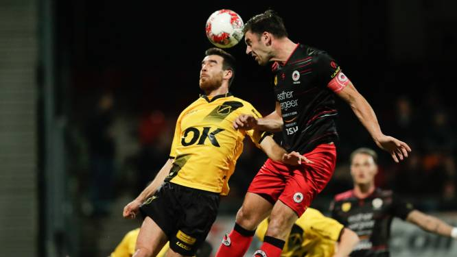 Samenvatting   Excelsior - NAC Breda