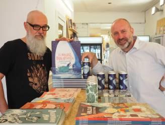 """'Noch Planten Noch Koffie' combineert graphic novels met bieren: """"In beide producten zit een ziel"""""""