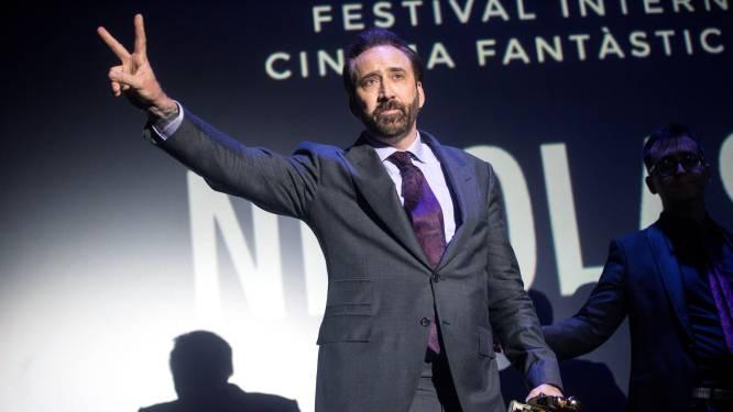 Nicolas Cage is voor de vijfde keer in het huwelijksbootje gestapt