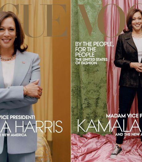 Anna Wintour répond à ceux qui détestent la photo de Kamala Harris en couverture de Vogue