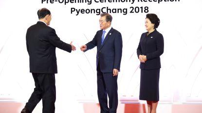 Noord- en Zuid-Korea schudden elkaar de hand