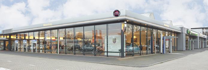 De failliete Nieuwkoop Automotive Group aan de Hervensebaan in Den Bosch wordt overgenomen door Van den Udenhout, Content