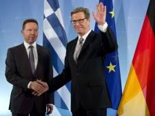 Westerwelle estime l'image de l'Allemagne en danger