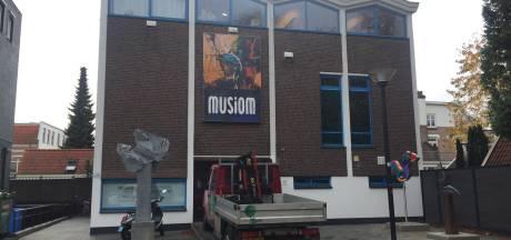 Nieuw beeld langs Stadsring blikvanger voor het Musiom