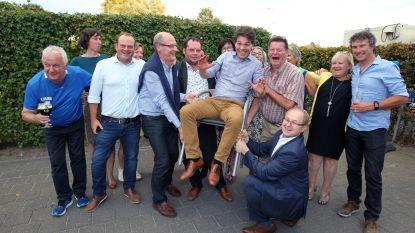 Maak kennis met Pieter Claeys (33), de nieuwe burgemeester van Kaprijke