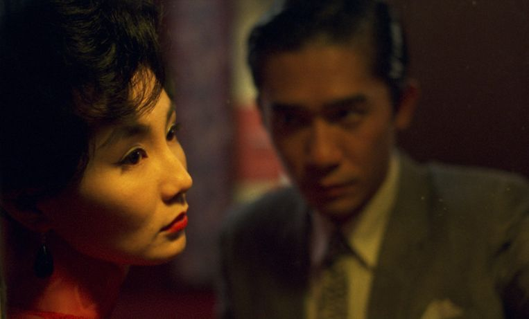 In the mood for love. Beeld -