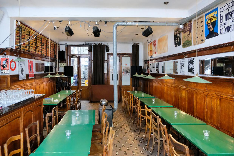 Café de la Rue Beeld Marc Baert
