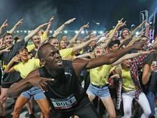 Afscheidstournee voert Usain Bolt ook langs Monaco