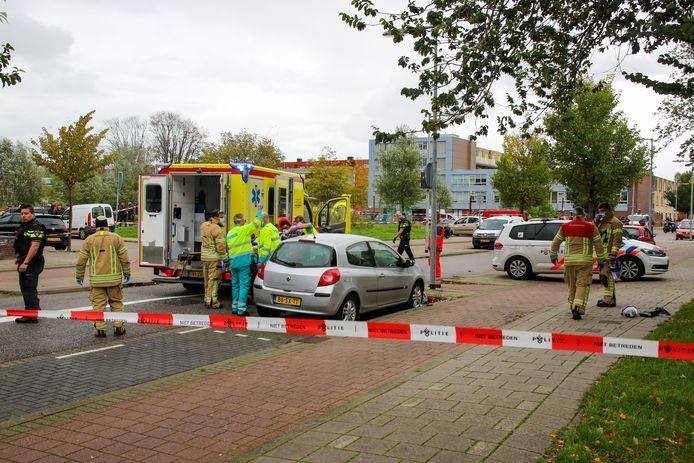 Het zwaargewonde slachtoffer werd na de aanslag op zijn leven naar het ziekenhuis gebracht en wordt nog altijd in coma gehouden.