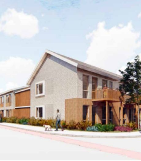 Houtbouw is de trend in duurzaam bouwen; WSP Putten realiseert 34 houten appartementen en studio's in De Schauwhof