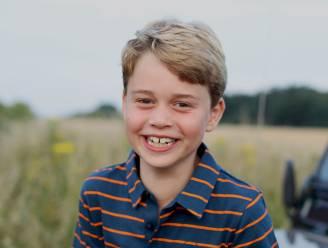Dan toch: nieuw portret van prins George vrijgegeven voor achtste verjaardag