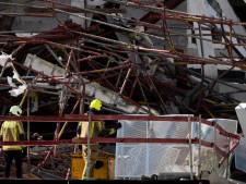 Derde lichaam na instorten steiger Antwerpen geborgen, hoop op overlevenden slinkt